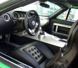 Interieur-view of Geiger's Ford GT