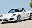 Based on the Boxster: The all new Porsche Boxster Spyder (Image: Porsche)