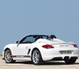 Great design: The all new Porsche Boxster Spyder (Image: Porsche)