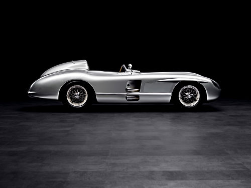 The legendary 300 SLR of 1955 (Picture: Mercedes-Benz)