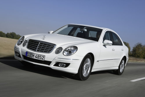 1.5 Million units of current E-Class sold (Picture: Mercedes-Benz)
