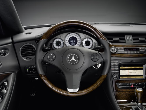 Mercedes Benz CLS Grand Edition Interieur: Pure Elegance (Image: Mercedes-Benz)