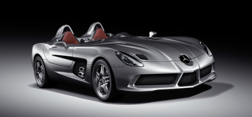 Mercedes Benz SLR Stirling Moss (Foto: Mercedes-Benz)