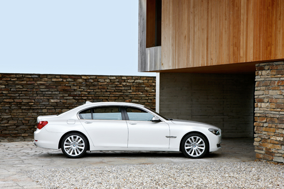 The new BMW 7 Series 12-Cylinder (Image: BMW Group)