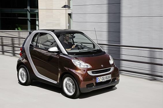 smart fortwo special model edition highstyle (Image: smart)