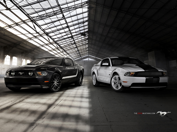 Build your very own Mustang - Ford gives you all information to fulfill your Dreamcar and make it real (Image: Ford)