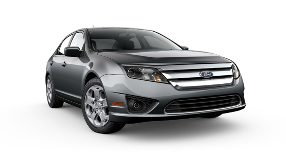 Selling well: The Ford Fusion (Image Ford)