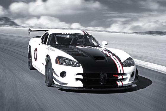 2010 Dodge Viper SRT10 ACR-X (Image: Dodge)