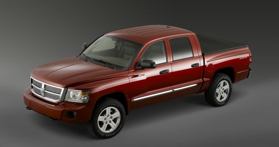 2010 Dodge Dakota Laramie Crew Cab (Image: Dodge)