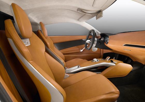 Audi e-tron Interieur (Image: Audi)