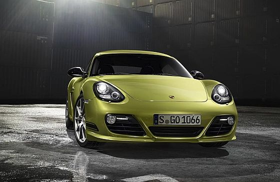 World debuts in Los Angeles: Cayman R – the new top-of-the-range model for the mid-engine coupé